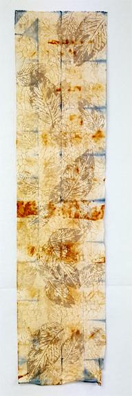 rust leaves and ingido