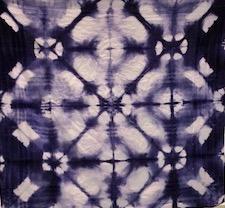 Purple Art Cloth