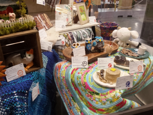 5 St Fair 2020 Home Goods display